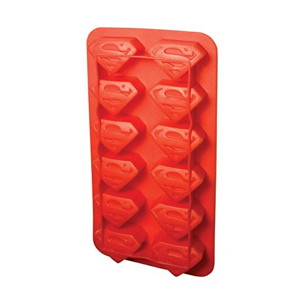 ICUP DC Comics Superman Ice Cube Tray