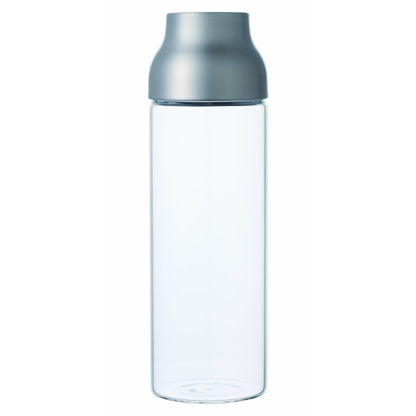 Kinto Capsule Water Carafe 1l, Stainless