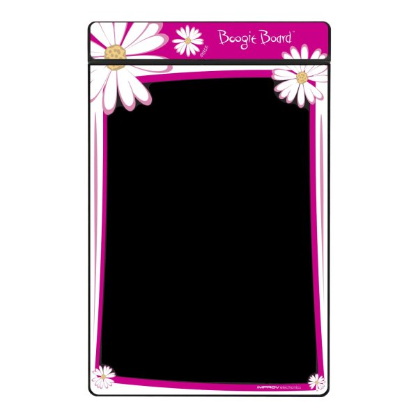 Boogie Board 8.5-Inch LCD Writing Tablet, Pink Floral