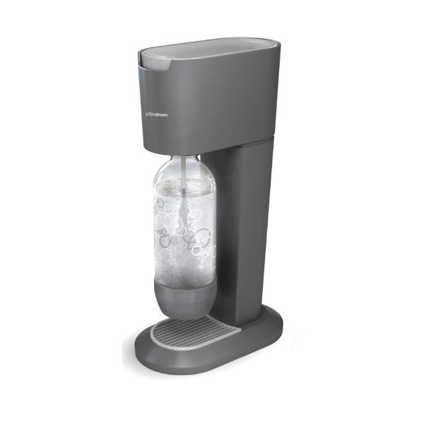 SodaStream 1017512018 Genesis Home Soda Maker, Black and Silver