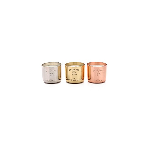 Tom Dixon Scented Candle Gift Set, Multi, One Size