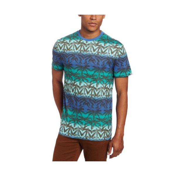 Original Penguin Men's Trop Print Tee