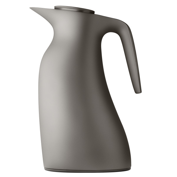 Georg Jensen BEAK Thermo Jug, Warm Grey 1L