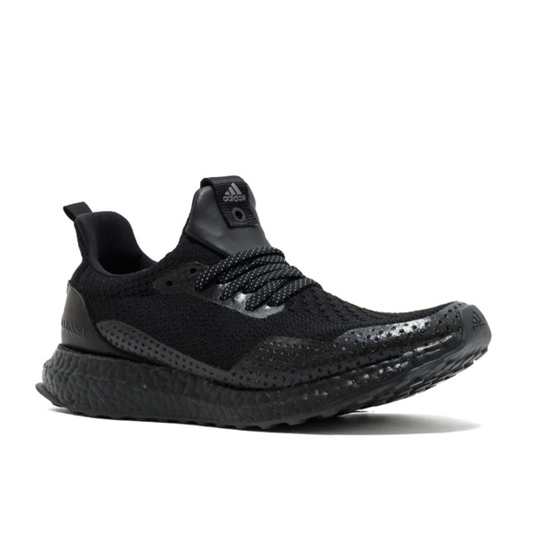Adidas Mens UltraBoost Uncaged Haven Black Fabric Size 11
