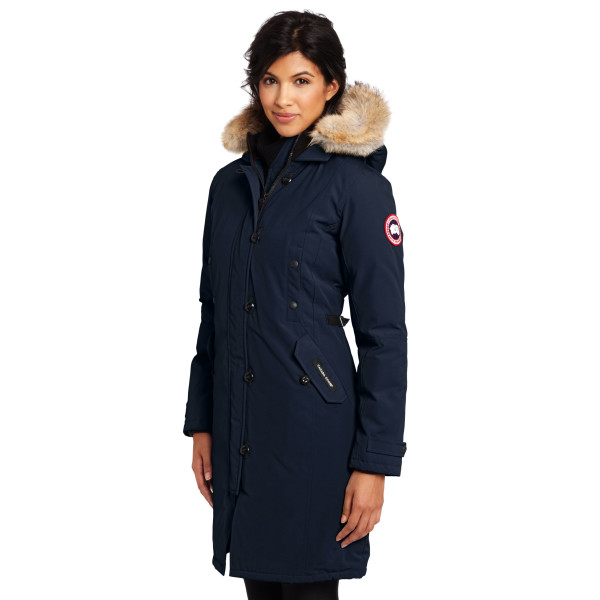 Canada Goose Ladies Kensington Parka, Navy