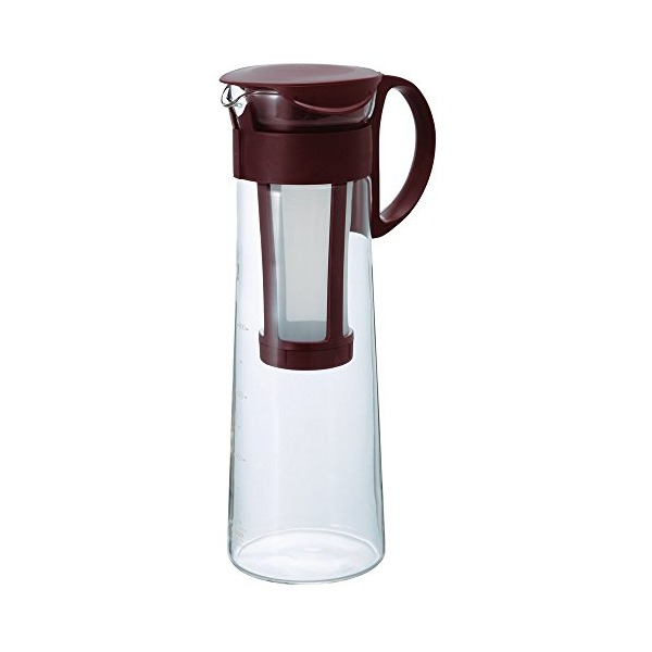 Hario Water Brew Coffee Pot, 1000ml, Brown