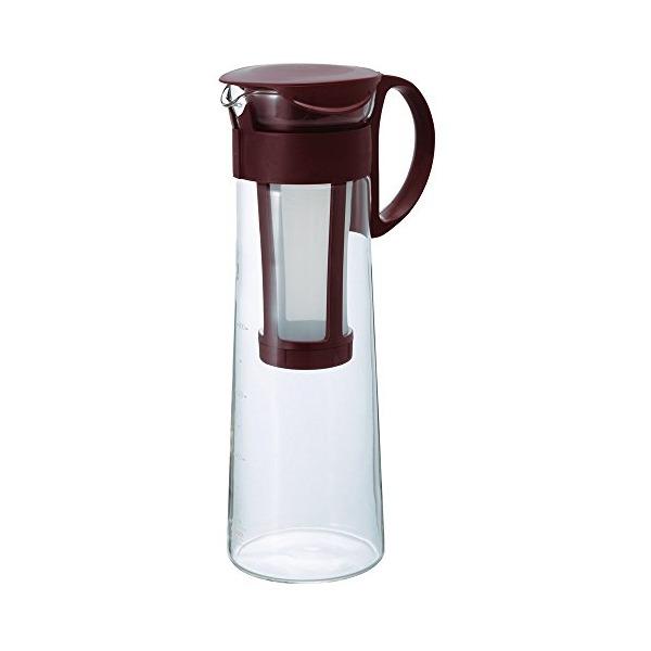 Hario Water Brew Coffee Pot, 1000ml, Brown
