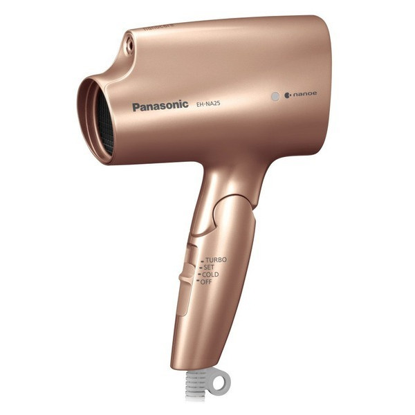 Panasonic Pink Gold Nano Care Hair Dryer