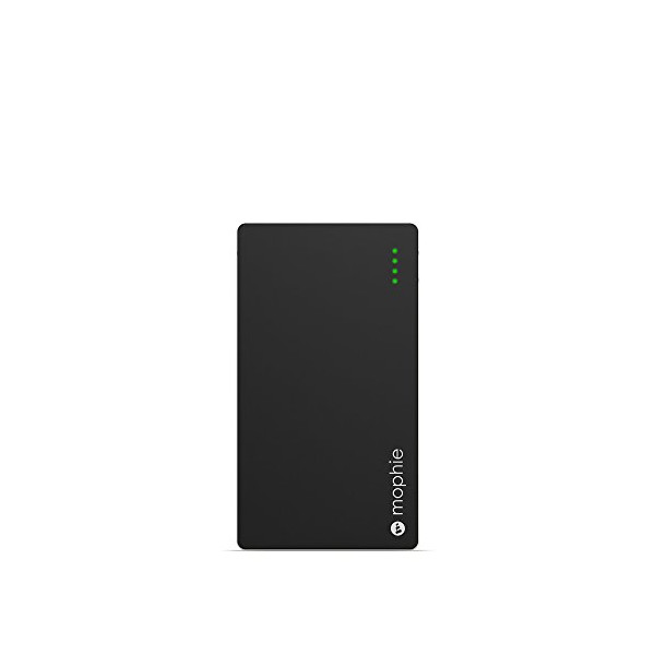 mophie powerstation (4,000mAh) - Black