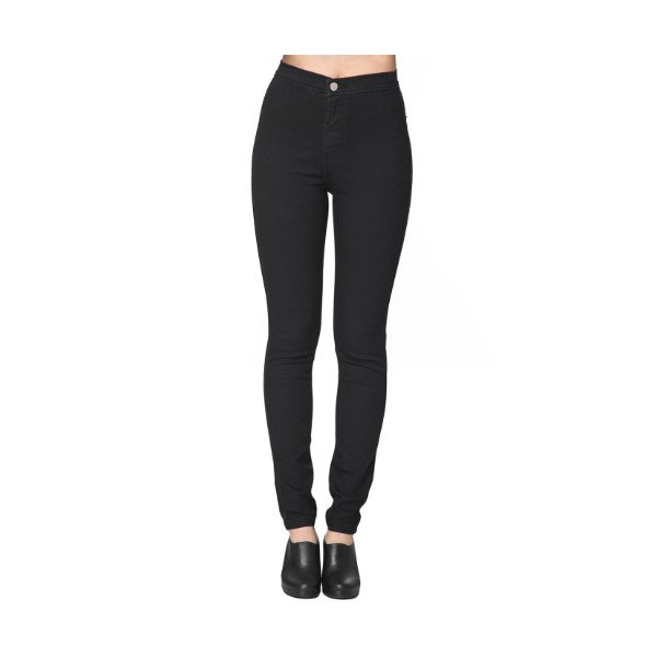 American Apparel Easy Jean - Black Denim / M