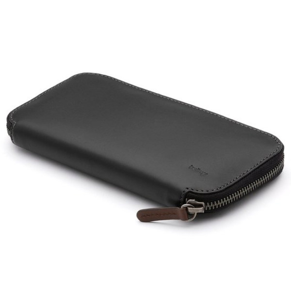 Bellroy Leather Carry Out Wallet Black