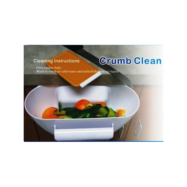 Crumb Clean - Peelings Crumbs Scrap Trap Holder