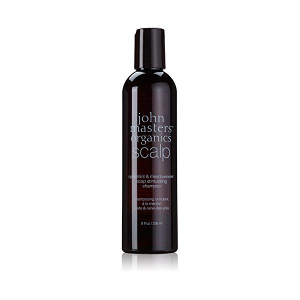 John Masters Organics - Shampoo Scalp Stimulating Spearmint & Meadowsweet - 8 oz.
