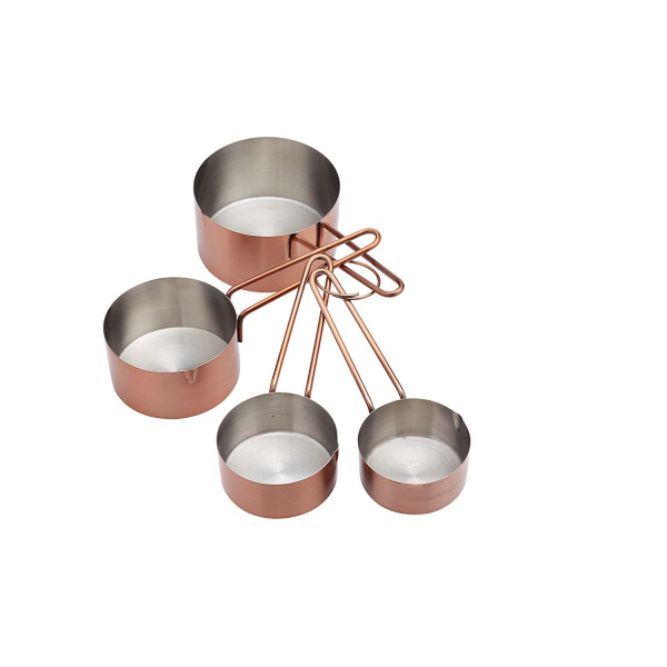 Measuring Cups - Copper - Set of 4