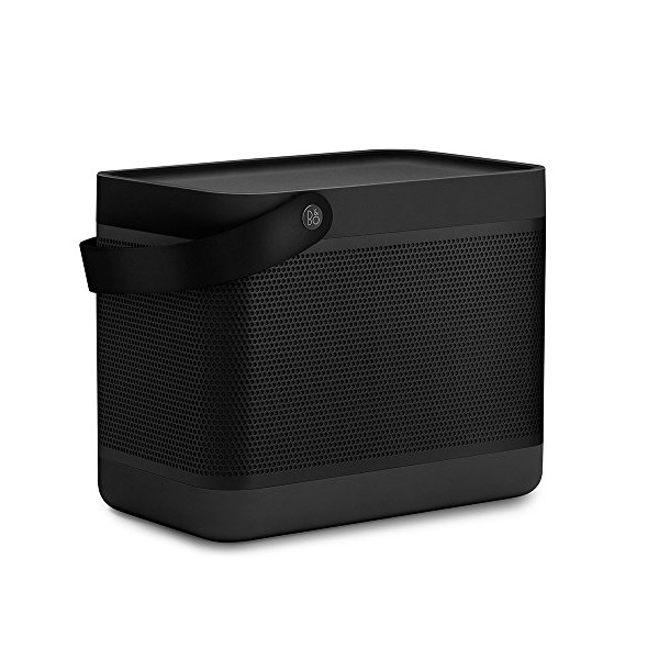 B&O PLAY by BANG & OLUFSEN Beolit 15 Portable Bluetooth Speaker, Black