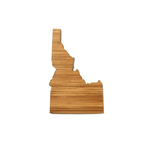 AHeirloom State of Idaho Cutting Board