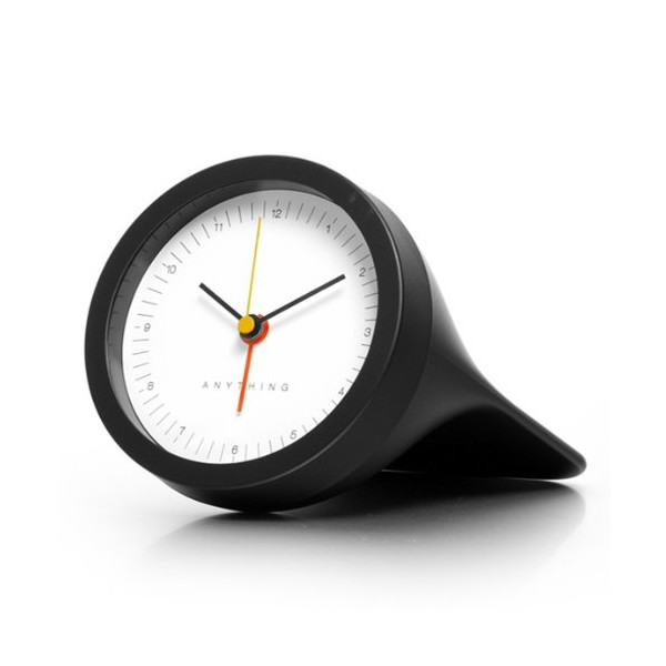 Anything Alarm Clock Black