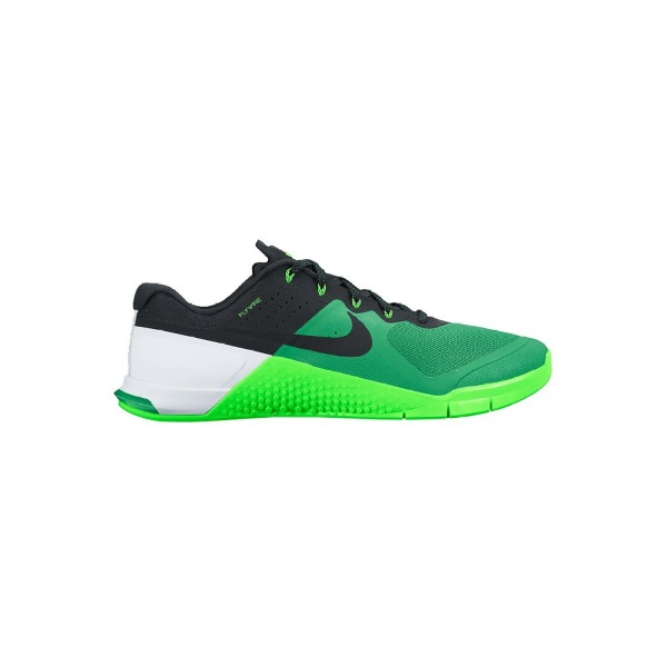 Nike Metcon 2 Training Shoe Sz 14 Mens Cross Training Shoes Green New In Box
