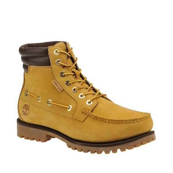 Timberland Men's Oakwell 7-Eye Lace-Up Boot,Wheat,7 M US