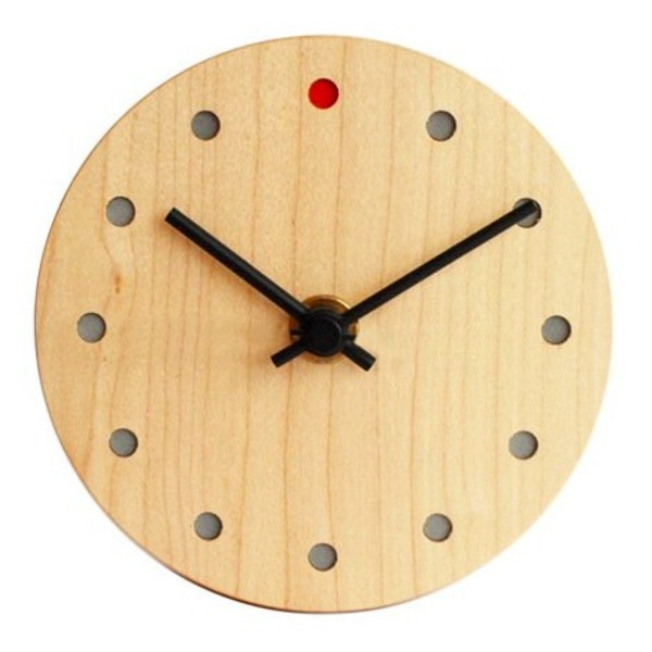 Hacoa Mini Wall Clock