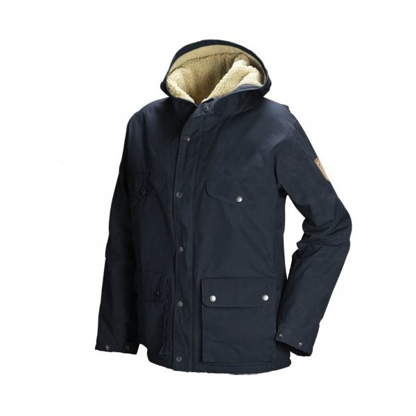 Fjäll Räven Greenland Women Winter - darknavy Größe M