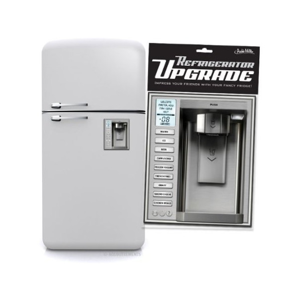 Accoutrements Refrigerator Upgrade Magnet