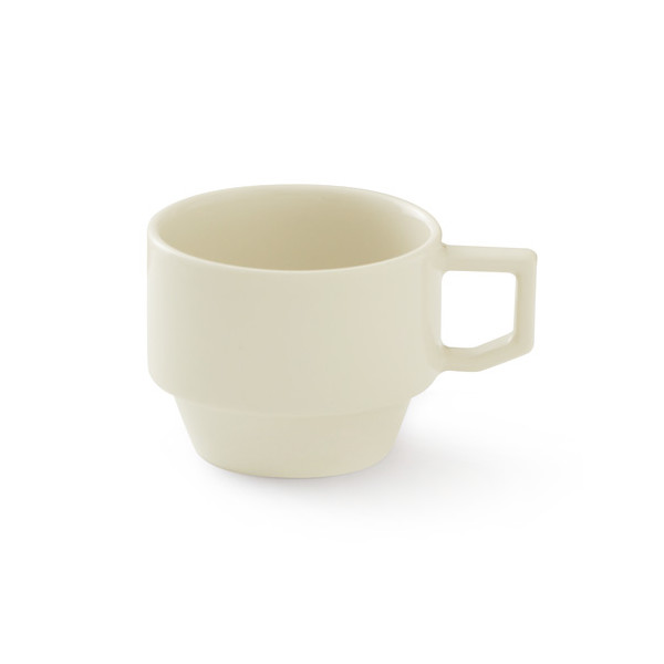 Hasami Blockmug, White, Small