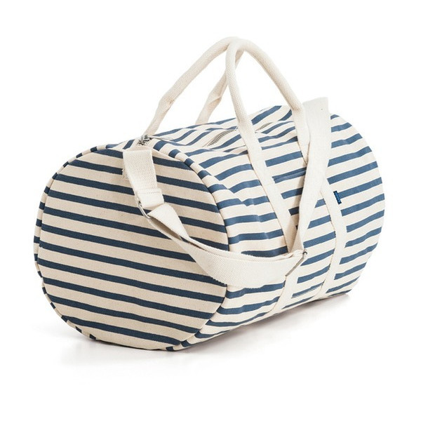 Baggu Duffel Bag, Sailor Stripe