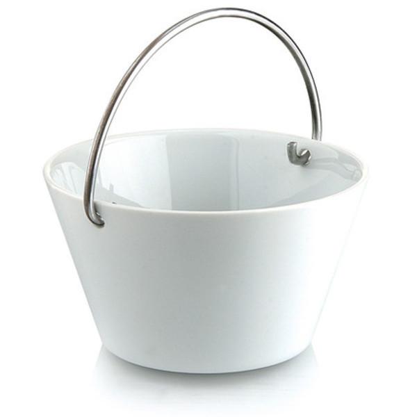 Eva Solo Bowl with Handle, White