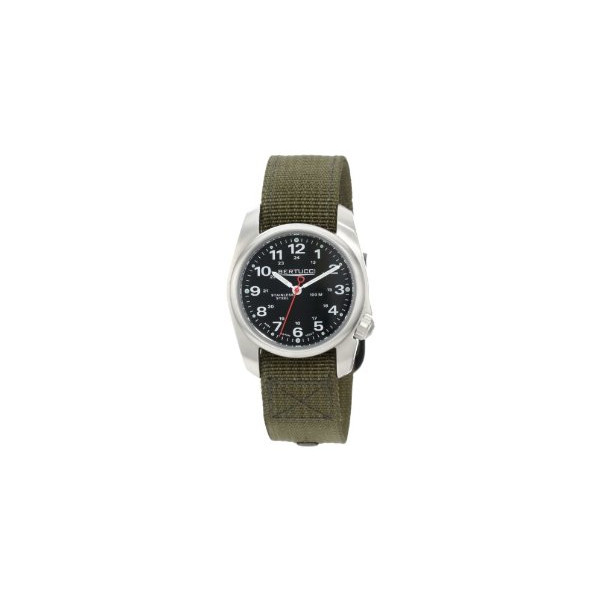 Bertucci Men's 10112 A-1S Durable Stainless Steel Field Watch
