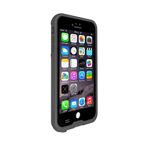 "Waterproof iPhone 6 Case, Wildtek™ REPEL Series - Compatible with Apple iPhone 6 4.7"" - Extreme, Durable Protection and IP68 Certified Waterproof. Dustproof, Snowproof, Shockproof, Adventure Ready. Lifetime Warranty."