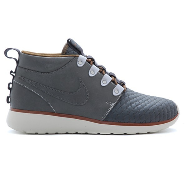 Nike Roshe Run Sneakerboot QS, Mercury Grey
