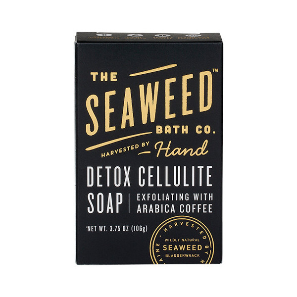 Seaweed Bath Co., Detox Cellulite Soap