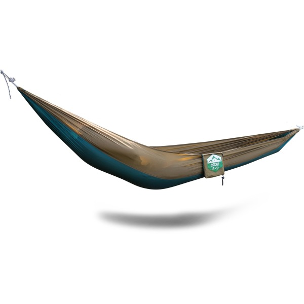 Camping Hammock SoloRover Lightweight Portable Parachute Nylon by Rover Adventure Gear