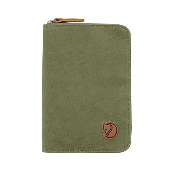 Fjallraven Passport Wallet, Green