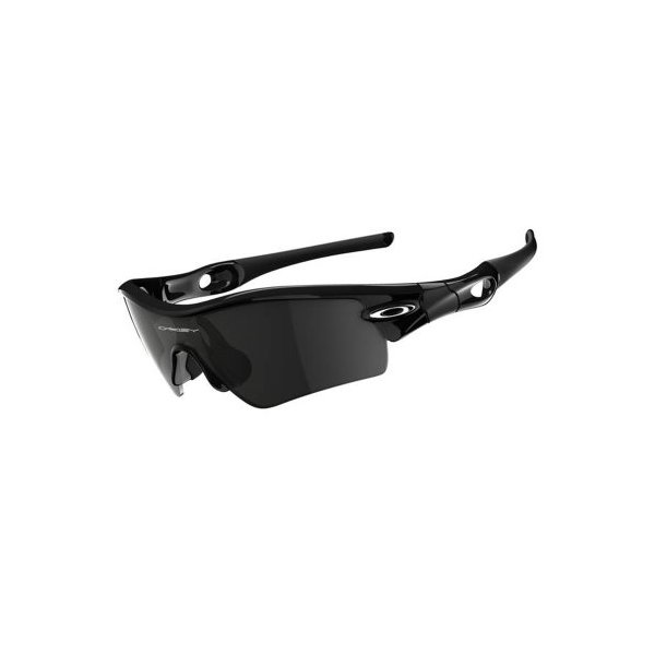 Oakley Men's Radar Path Sunglasses,Jet Black Frame/Grey Lens,one size