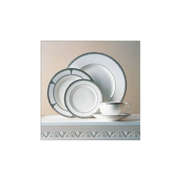 Gorham Gatehouse Platinum Bread Plate