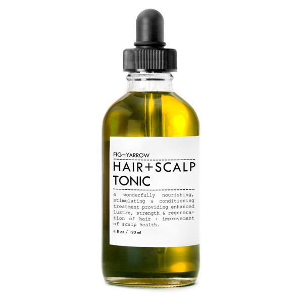 FIG+YARROW Organic Hair + Scalp Tonic