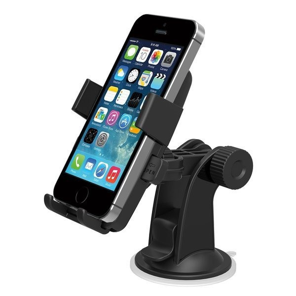 iOttie One Touch Windshield Dashboard Universal Car Mount Holder for Mobile Phones