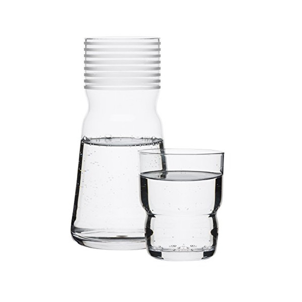 Sagaform Wine Carafe with Glass Included