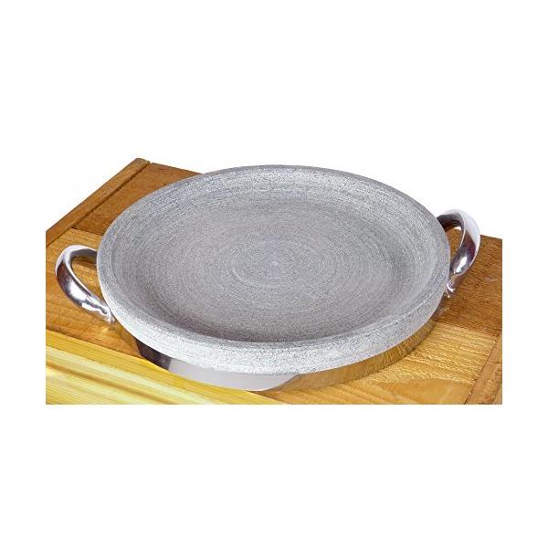 Spiceberry Home Granite Stone Steak Grilling Pan - 11-Inch