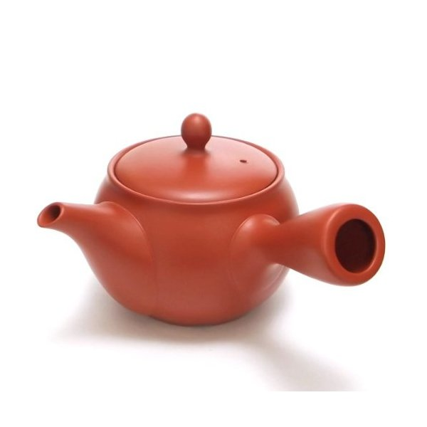 M463 Zhu mud Tokoname ware teapot (japan import)