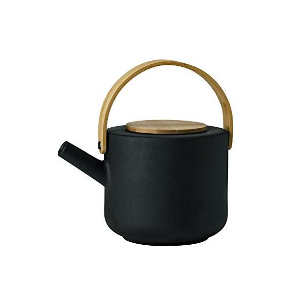 Theo Tea Pot black/1.25 l