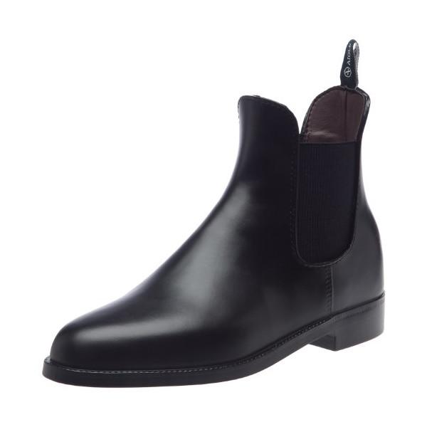 Aigle Jodhpur Chelsea Rain Boot, Black, EU 37