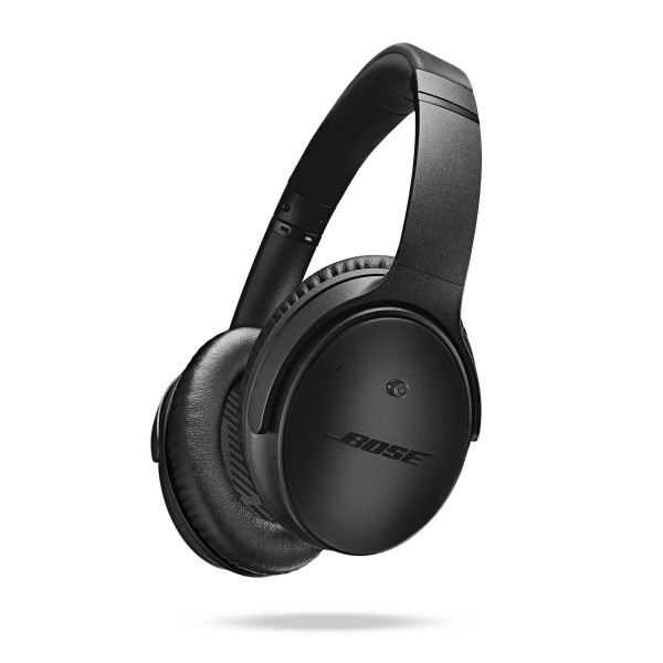 Bose QuietComfort 25 Noise Cancelling Headphones, Triple Black