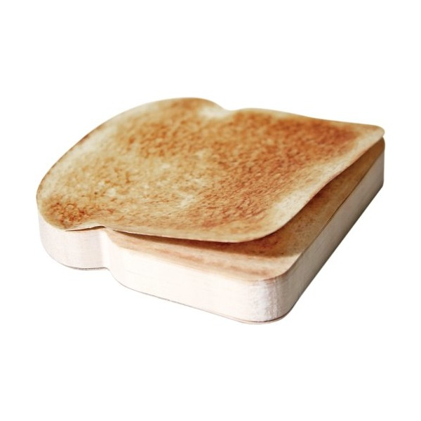 Office Novelty Toasty Sticky Notes
