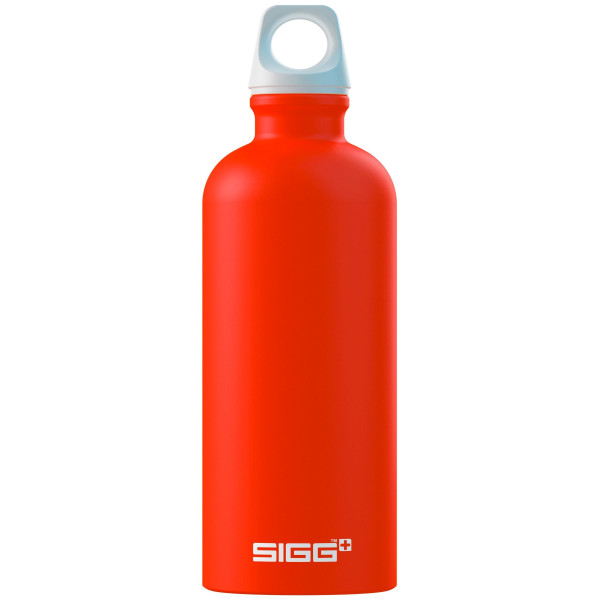 SIGG Neon Punk Freaky Water Bottle, Orange