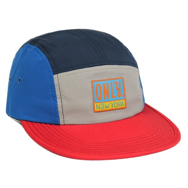 Only NY, Beach 5 Panel Hat