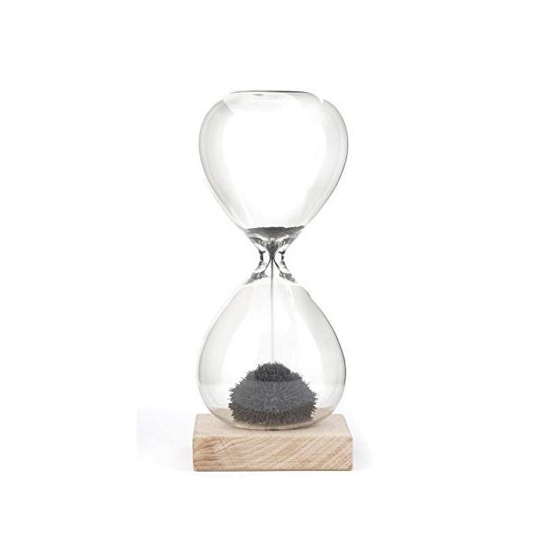 Kikkerland Magnetic Hourglass