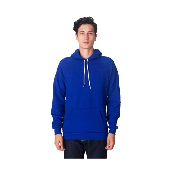 American Apparel Classic Pullover Hoodie - Lapis / S